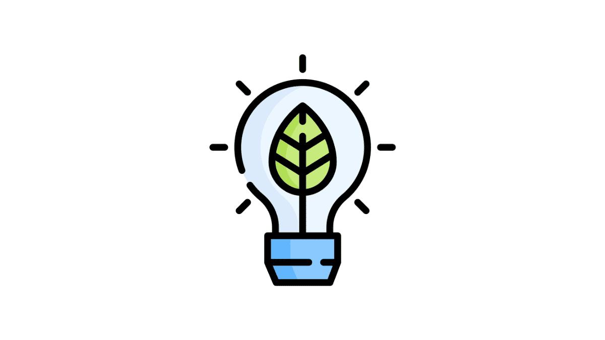 Label GreenTech verte